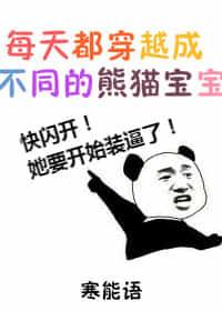 每天都穿越成不同的熊猫宝宝